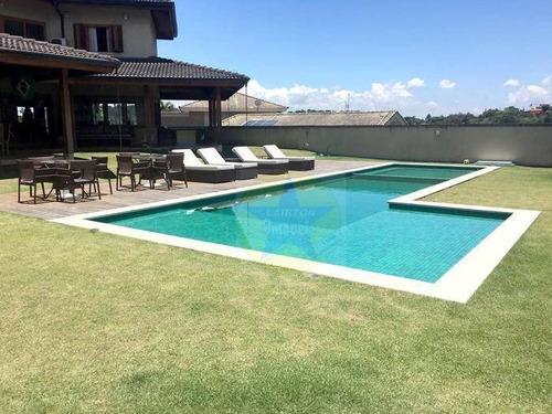 Casa Com 4 Dormitórios À Venda, 550 M² Por R$ 2.900.000,00 - Jardim Flamboyant - Atibaia/sp - Ca1779