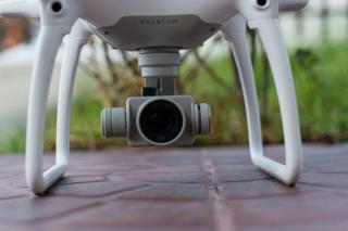 Drone Dji Phantom 4 + 2baterias + Tablet Galaxy S2 + Mochila