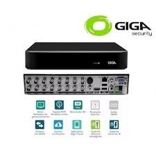 Dvr Giga Gs16hd - 16 Canais