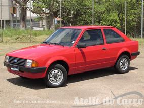 Ford Escort Standart 1986 Raríssimo Original Ateliê Do Carro