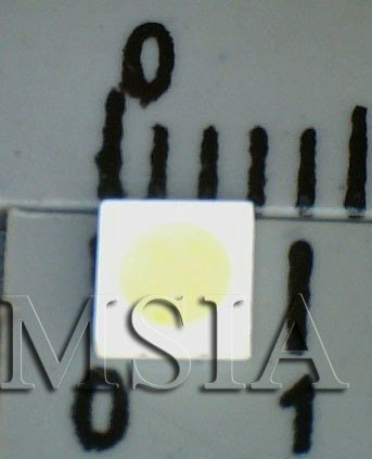 Lote 30 Pçs Led Backlight Lg, Toshiba 1,8w 6v 3030 3mmx3mm &