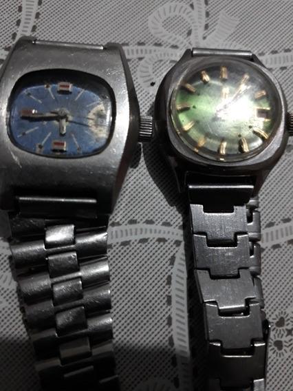 Relógios Sametic É Mondaine