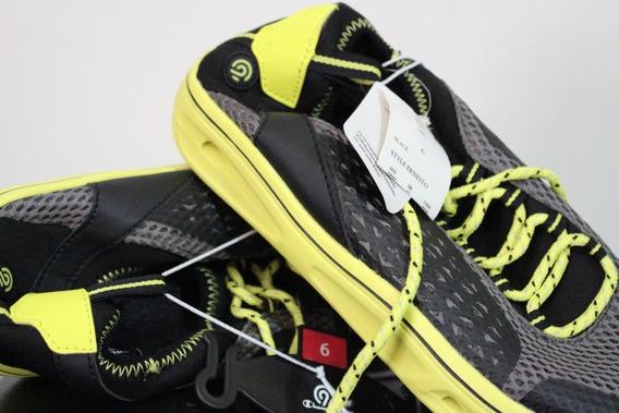 Zapatos Champion N° 36 De Cm Cm De Largo Traido Usa