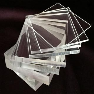 Lamina Acrílico Transparente Cristalplexiglas Acrylic Sheet