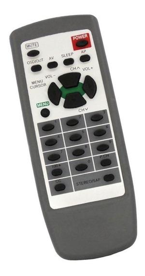 Controle Remoto Para Tv Televisor Aiwa Ar145 / Ar205 /ar295