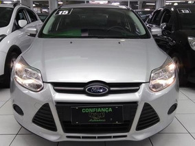Focus Hatch S 2015 Automatico, Todo Revisado Na Ford!