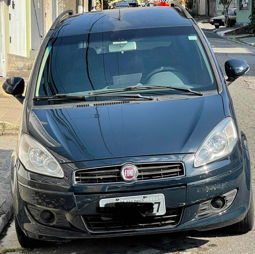 Fiat Idea 2012 1.6 16v Essence Flex Dualogic 5p