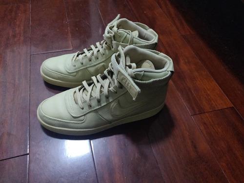 Nike Vandal High Supreme Ltr Desert Ore 10/10 Originales