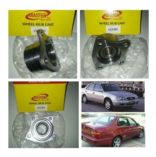 Cubo Rueda Trasero Rodamiento Corolla 1993 Al 2002