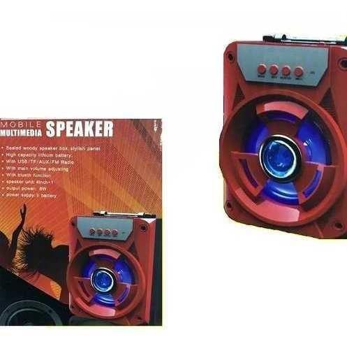 Ms-192 Sem Fio Bluetooth Speaker Apoio Tf Sd Usb Mp3 Player