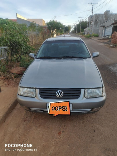 Volkswagen Santana 2002 Modelo 2003
