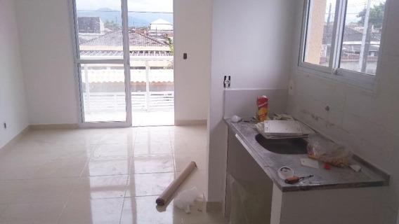 Casa Em Vila Sônia, Praia Grande/sp De 50m² 2 Quartos À Venda Por R$ 140.000,00 - Ca360555