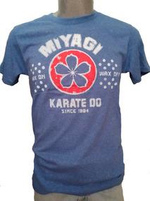 Playera Cobra Kai Karate Kid 80s Amplio Catalogo