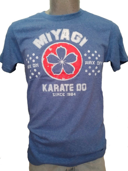 Playera Cobra Kai Karate Kid 80s Amplio Catalogo