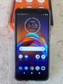 Celular Moto E6-13mp Fast Focus-lector De Huella-pantalla5