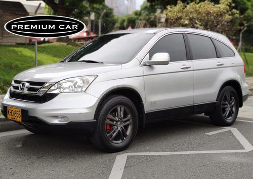 Honda Cr-v Ex 2.4 Automatica