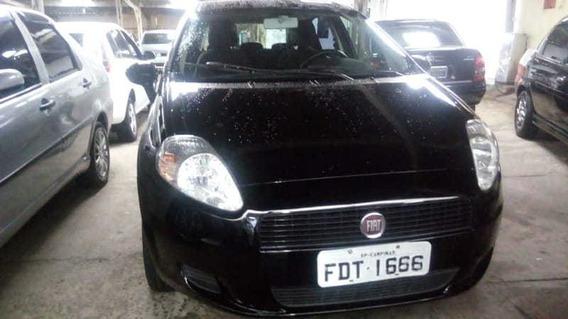 Fiat Punto Attractive 1.4 Flex Completo