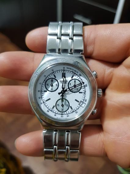 Reloj Swatch Con Cronografo