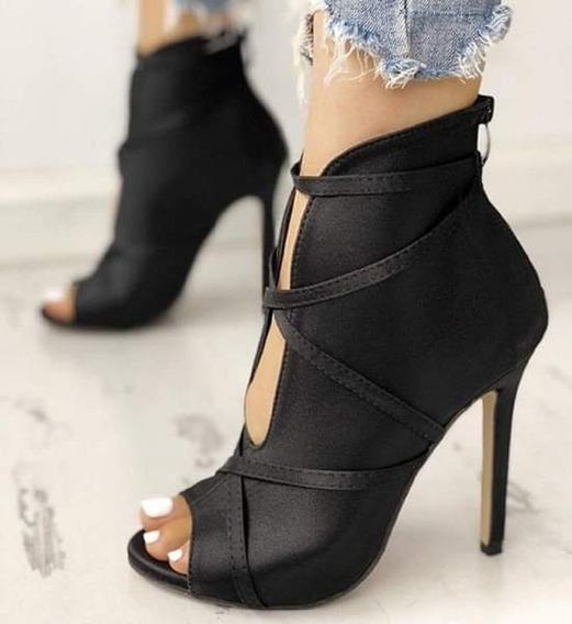 Zapatos De Taco Agutier Para Dama