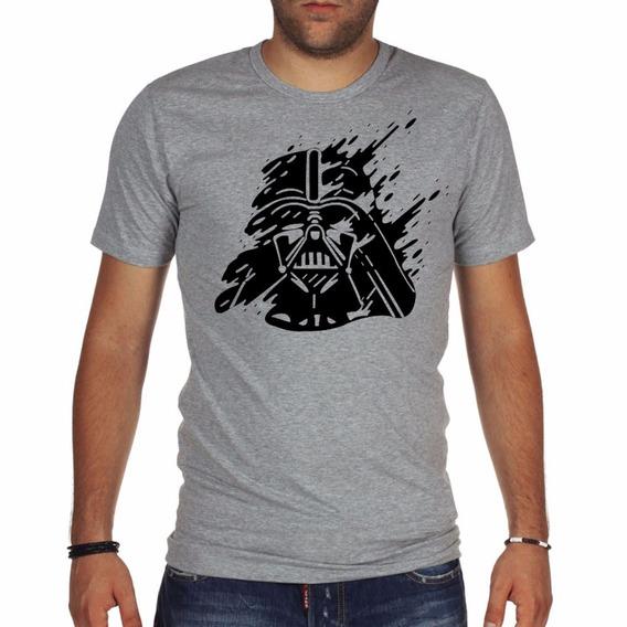 Remera De Hombre Darth Vader Star Wars Unica! Y