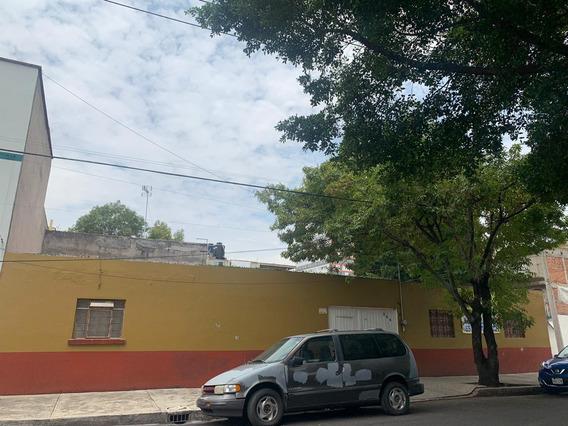 Excelente Casa Cdmx Ubicada En Esquina