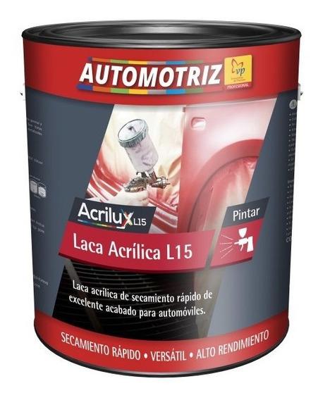 Laca Acrilica Blanco Intenso L15 Vp