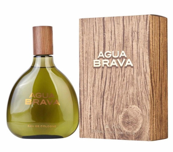 Colonia Agua Brava 500 Ml Puig España Edc Envio Gratis Msi