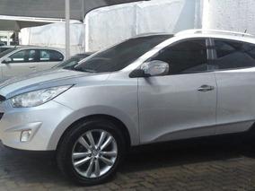 Hyundai Ix35 2.0 Gls Teto 2011 Prata Gasolina