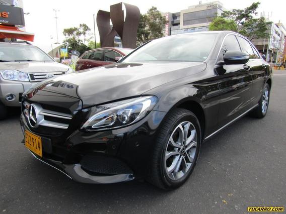 Mercedes Benz Clase C Avantgarde