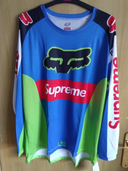 Supreme X Fox Racing