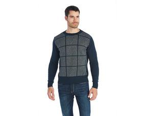 Suéter Lucky Star Azul Pr-1680022
