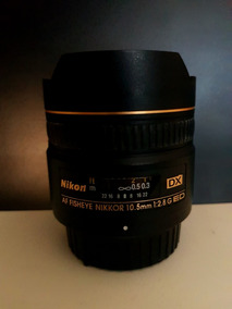 Nikkor Fisheye 10.5mm 2.8 Dx