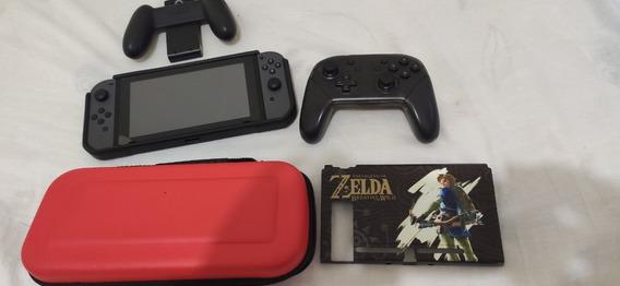 Nintendo Switch - Desbloqueado