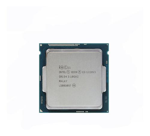 Processador Intel Xeon E3-1230 V3 De 4 Núcleos E 3.7ghz