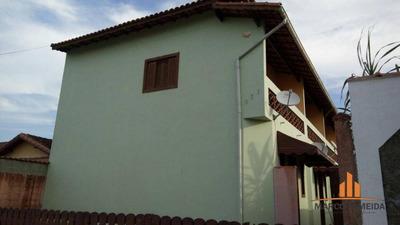 Sobrado Residencial À Venda, Bopiranga, Itanhaém. - So0030