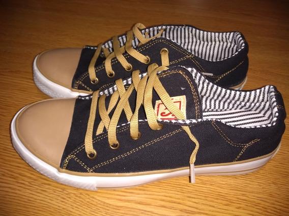 Zapatillas De Lona Nuevas