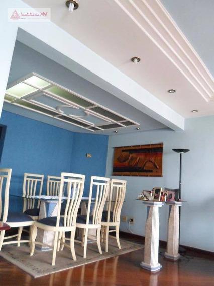 Apartamento Com 3 Dormitórios À Venda, 137 M² Por R$ 1.330.000 - Água Branca - São Paulo/sp - Ap0688