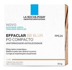 Pó Compacto Effaclar Bb Blur Cor Clara La Roche-posay 9,5g