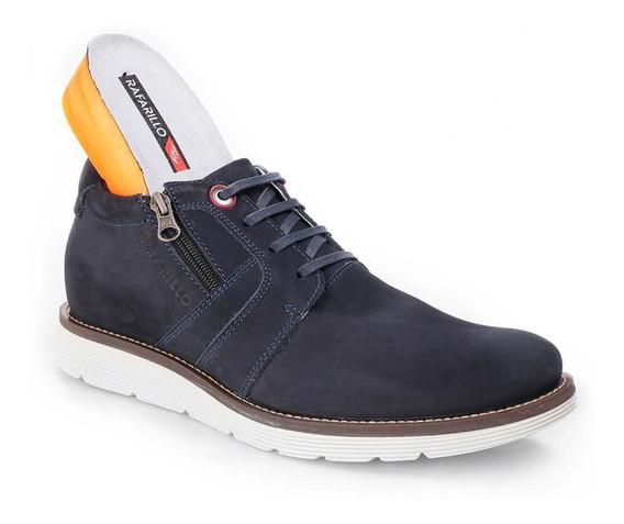 Sapato Casual Masculino Hoover Alth Rafarillo - 5902-01