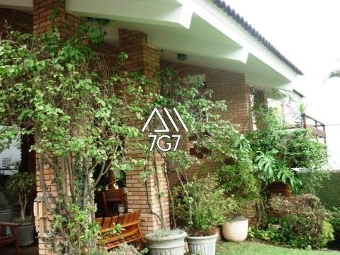 Casa À Venda Na Cidade Jardim - Ca00449 - 32366315