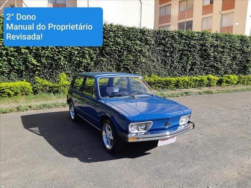 Imagem 1 de 14 de Volkswagen Brasilia Vw Brasilia 1600 Gasolina
