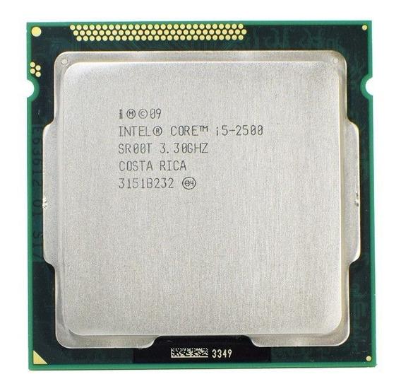 Processador Intel Core I5 2500 3.3 Ghz 6m 1155