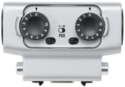 Zoom Exh-6 Cápsula Combo Dual Xlr/trs Para Zoom H6