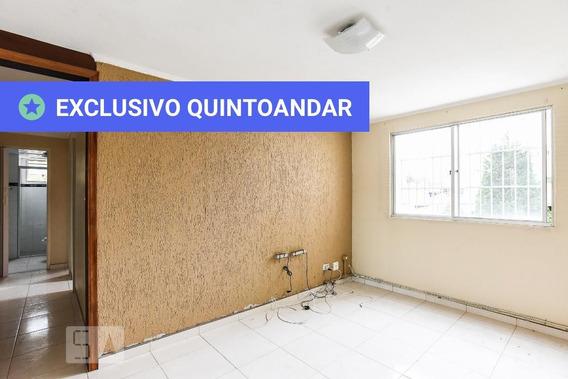 Apartamento No 1º Andar Com 2 Dormitórios E 1 Garagem - Id: 892984033 - 284033