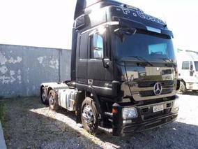 Mercedes-benz Axor 2546 6 X 2 Cor Preto Ano 2012