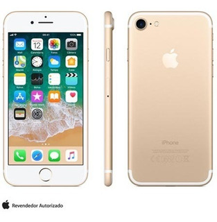iPhone 7 Tela 4,7 4g 128 Gb Câm 12 Mp Novo
