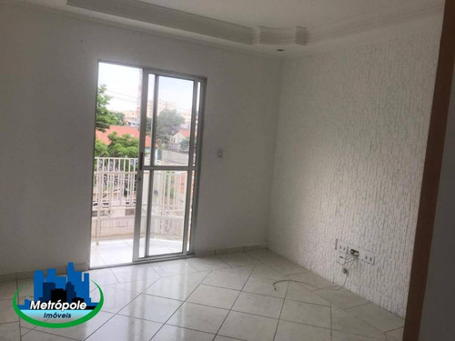 Apartamento Com 2 Dormitórios À Venda, 62 M² Por R$ 190.000 - Macedo - Guarulhos/sp - Ap1376