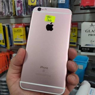 iPhone 6s Plus 128gb Rose Nuevo Factory