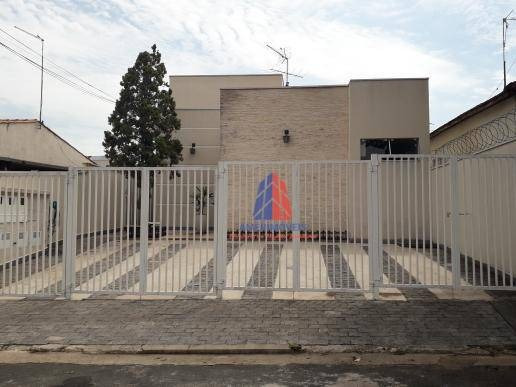 Casa Com 2 Dormitórios Para Alugar Por R$ 1.180,00/mês - Vila Santa Catarina - Americana/sp - Ca0725