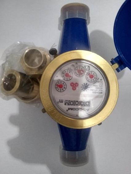 Contador de agua AYNEFY QN 1,5 de agua fr/ía 1//2 pulgadas para jard/ín casa conexi/ón de 3//4 pulgadas resistente a las heladas y protecci/ón UV